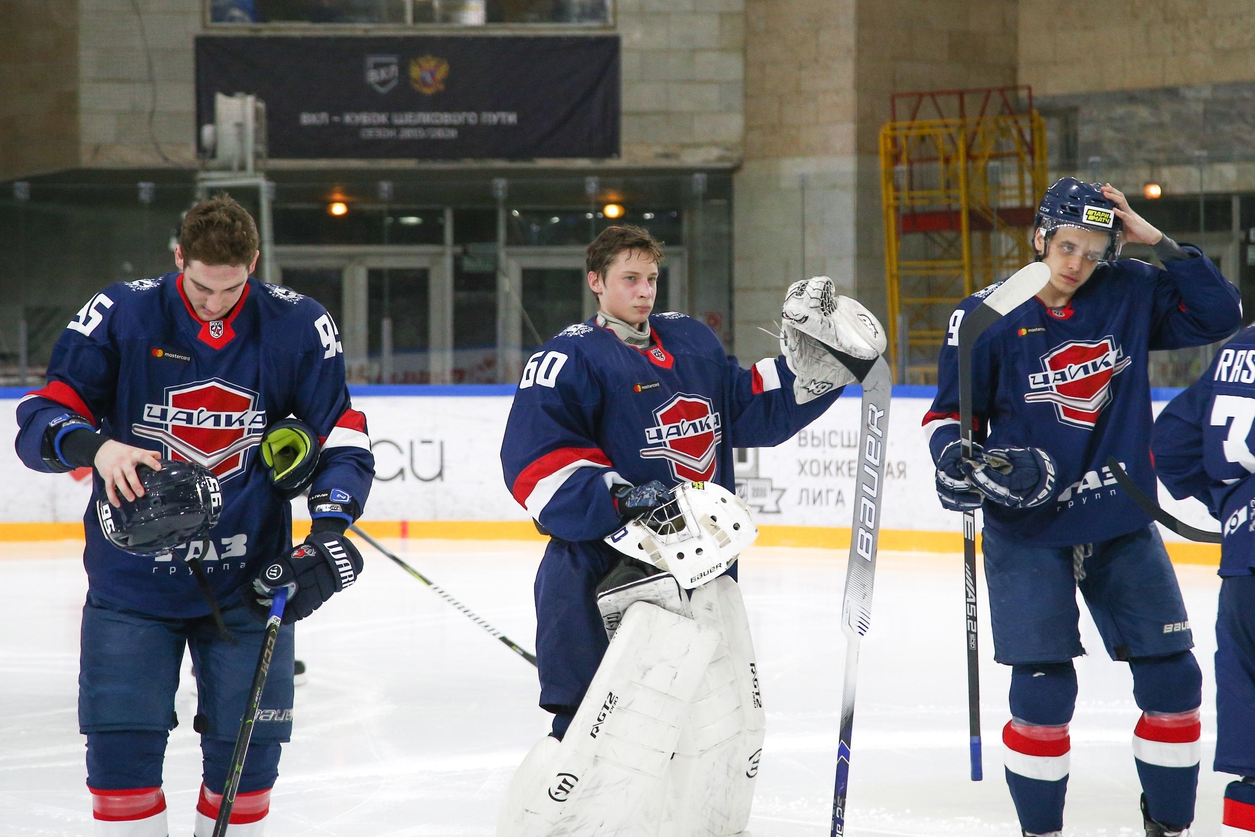Ни слова о хоккее: Егор Громовик